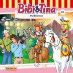 Bibi & Tina - Folge 86: Das Filmteam (MP3-Download)