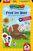 Schmidt 40550 - Fred im Beet, Familienspiel, Kinderspiel, Brettspiel