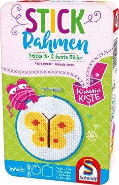 Schmidt 51601 - Stickrahmen, Kreativ-Kiste, Bil...