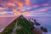 Schmidt 59348 - Leuchtturm in Neuseeland, Puzzle, 3000 Teile