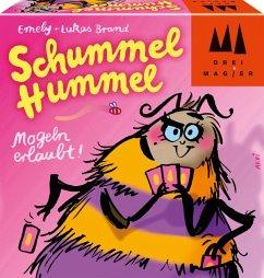 Schmidt 40881 - Schummel Hummel, Familienspiel