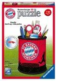 Ravensburger 11215 - Utensilo: FC Bayern München, Stifte-Becher, 3D-Puzzle
