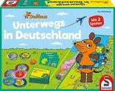 Die Maus / Unterwegs in Deutschland (Kinderspiel)