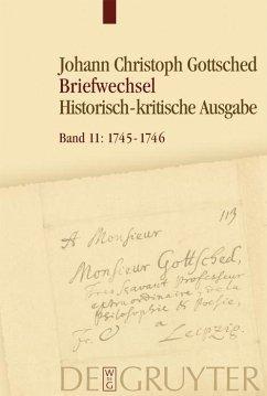 Oktober 1745 - September 1746 (eBook, PDF)