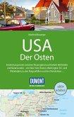 DuMont Reise-Handbuch Reiseführer USA, Der Osten (eBook, PDF)