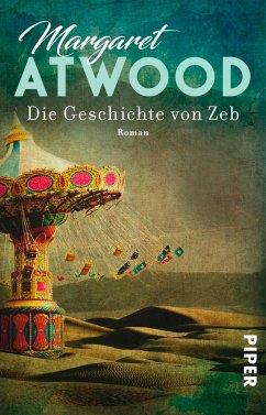 Die Geschichte von Zeb - Atwood, Margaret