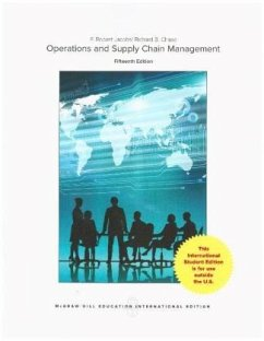 Operations and Supply Chain Management - Jacobs, F. R.; Chase, Richard B.