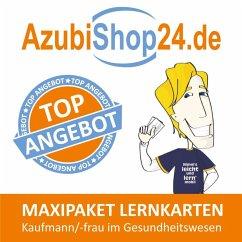 Maxi-Paket Lernkarten Kaufmann / Kauffrau im Gesundheitswesen Prüfung - Müller, Uwe; Grünwald, Jochen; Rung-Kraus, Michaela