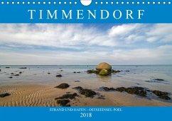 Timmendorf Strand und Hafen - Ostseeinsel Poel (Wandkalender 2018 DIN A4 quer) Dieser erfolgreiche Kalender wurde dieses Jahr mit gleichen Bildern und aktualisiertem Kalendarium wiederveröffentlicht.
