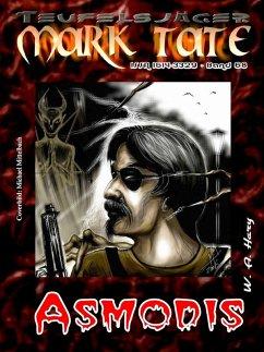 TEUFELSJÄGER 068: Asmodis (eBook, ePUB) - Hary, Wilfried A.