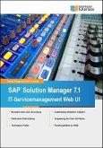 Solution Manager 7.1 (eBook, ePUB)