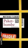 Paketbombe / Kommissar Lenz Bd.15 (Mängelexemplar)