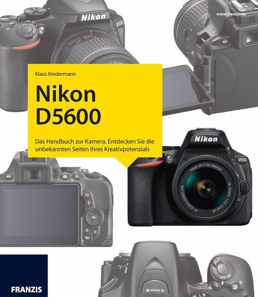 Kamerabuch Nikon D5600 (eBook, PDF)