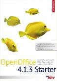 OpenOffice 4.1.3 Starter (Download für Windows)