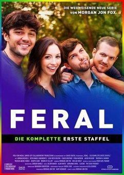 Feral - Die komplette erste Staffel (OmU) - Daniel Seth/Ryan Masson