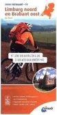 ANWB Fietskaart Limburg noord en Brabant oost
