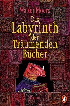 Das Labyrinth der Träumenden Bücher / Zamonien Bd.6 - Moers, Walter