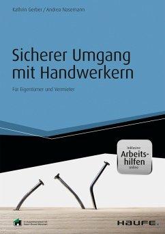 Sicherer Umgang mit Handwerkern - inkl. Arbeitshilfen online
