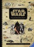 Star Wars(TM) Galaktischer Atlas (Mängelexemplar)