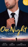 One Night: Latin Heat: Uncovering Her Nine Month Secret / One Night With The Enemy / One Night with Morelli (eBook, ePUB)