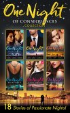 One Night Of Consequences Collection (eBook, ePUB)