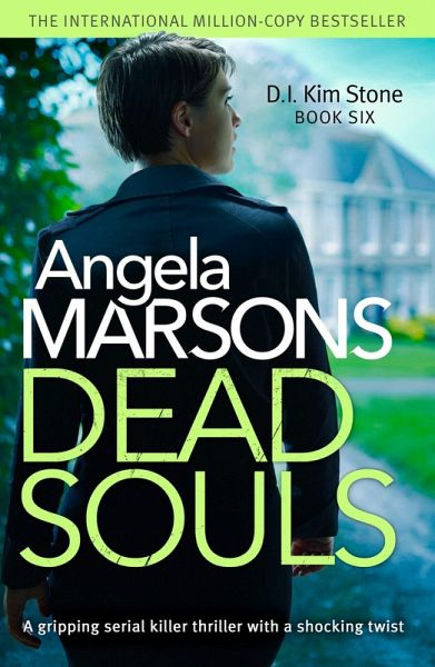 Dead Souls (eBook, ePUB) - Marsons, Angela