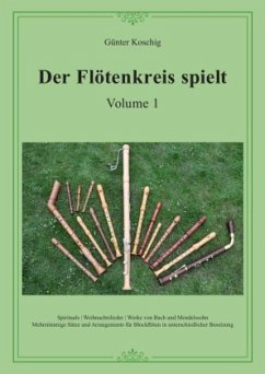 Der Flötenkreis spielt Vol. 1 - Koschig, Günter