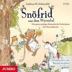 Das ganz und gar fantastische Geheimnis des Riesenbaumes / Snöfrid aus dem Wiesental Bd.3 (3 Audio-CDs)