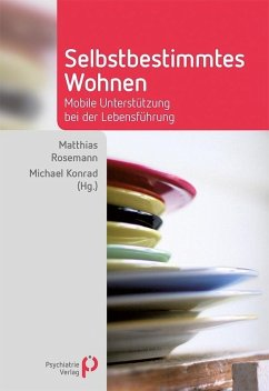 Selbstbestimmtes Wohnen (eBook, PDF) - Konrad, Michael; Rosemann, Michael