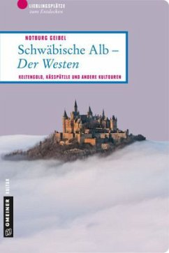 Schwäbische Alb - Der Westen (Mängelexemplar)