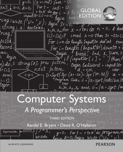 Computer Systems: A Programmer's Perspective, Global Edition - Bryant, Randal E.; O'Hallaron, David R.