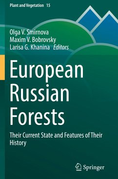 European Russian Forests