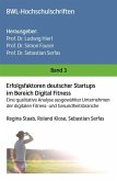 Erfolgsfaktoren deutscher Startups im Bereich Digital Fitness (eBook, ePUB)