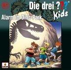 Alarm im Dino-Park / Die drei Fragezeichen-Kids Bd.61 (1 Audio-CD)