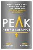 Peak Performance (eBook, ePUB)