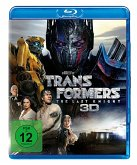 Transformers: The Last Knight (Blu-ray 3D + 2 Blu-rays)