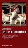 Oper in performance (eBook, ePUB)