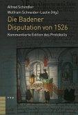 Die Badener Disputation von 1526 (eBook, PDF)
