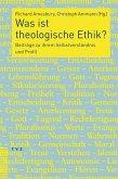 Was ist theologische Ethik? (eBook, PDF)