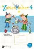 Zahlenzauber 4. Schuljahr - Allgemeine Ausgabe - Arbeitsheft