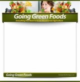Going Green Foods (eBook, PDF)
