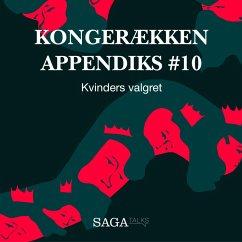 9788711786079 - Olling, Anders Asbjørn; Havsteen, Hans Erik: Kvinders valgret - Kongerækken Appendiks 10 (uforkortet) (MP3-Download) - Bog
