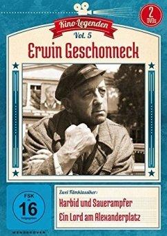Erwin Geschonneck - Karbid und Sauerampfer / Ei...