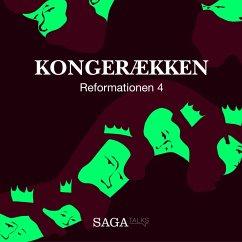 9788711786123 - Olling, Anders Asbjørn; Havsteen, Hans Erik: Kongerækken: Reformationen 4 (uforkortet) (MP3-Download) - Bog