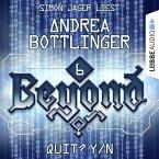 QUIT? Y/N - Beyond - Die Cyberpunk-Romanserie 6 (Ungekürzt) (MP3-Download)