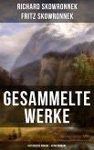 Gesammelte Werke: Historische Romane & Heimatromane (eBook, ePUB)
