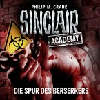 Die Spur des Berserkers / Sinclair Academy Bd.9 (MP3-Download)