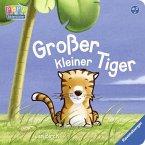 Großer kleiner Tiger (Mängelexemplar)
