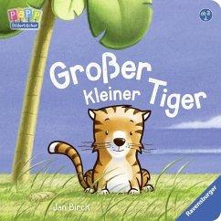 Großer kleiner Tiger (Mängelexemplar) - Birck, Jan