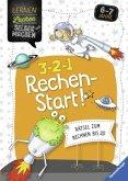 3-2-1 Rechen-Start! (Mängelexemplar)